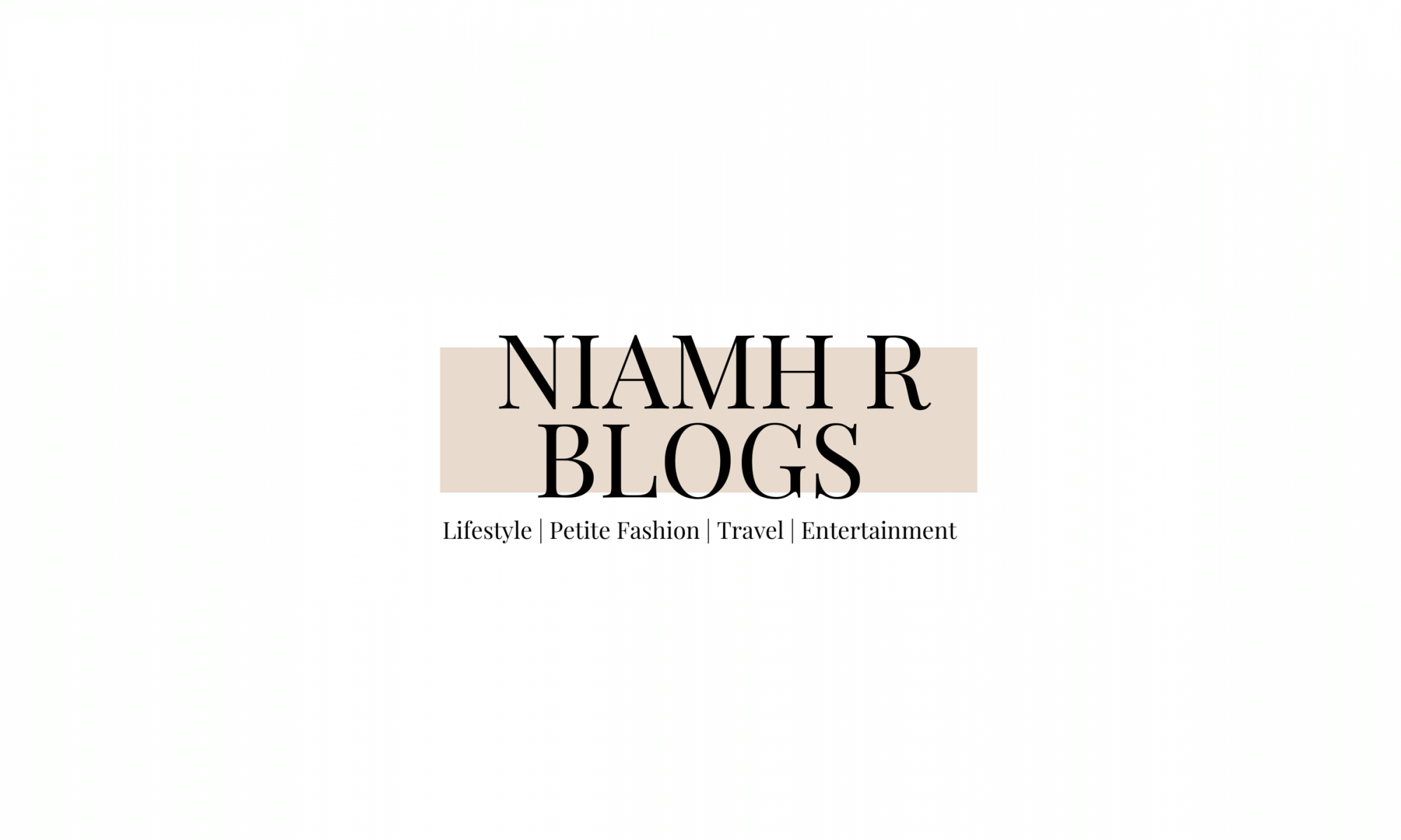 Niamh R Blogs